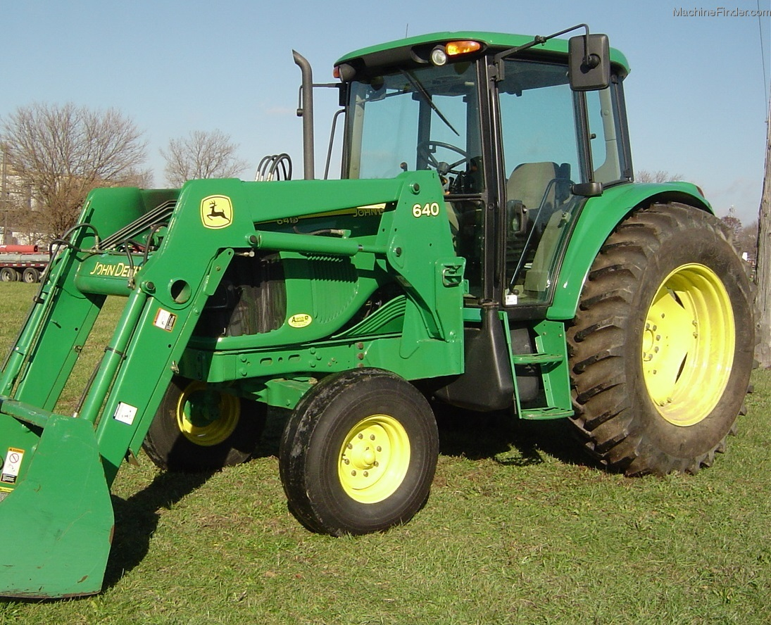 2005 John Deere 6415 Tractors - Utility (40-100hp)
