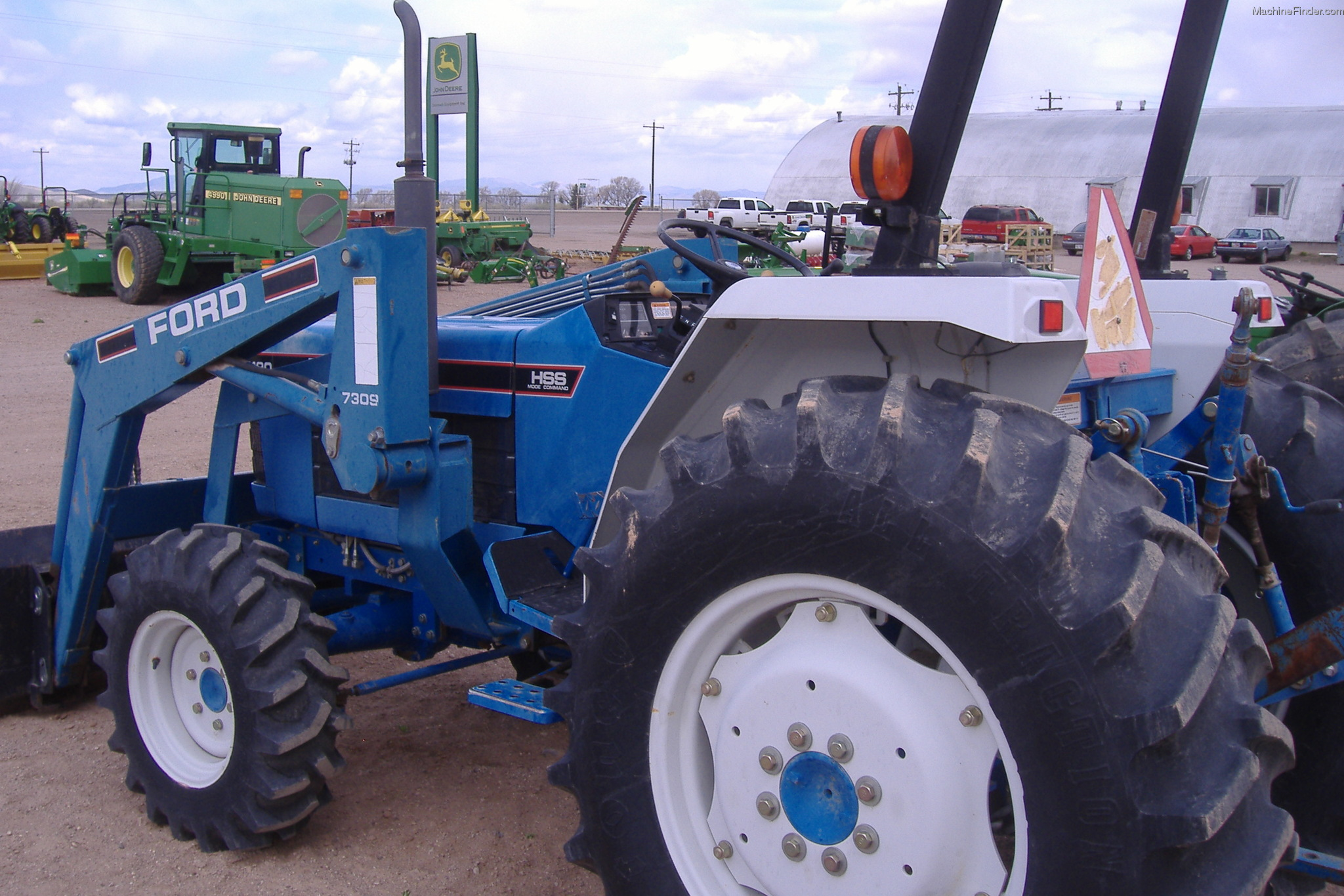 Ford 2120 Tractor : Used ford tractor parts