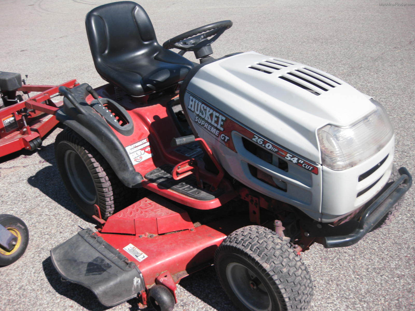 2003 Other Huskee Supreme Gt Lawn Amp Garden And Commercial