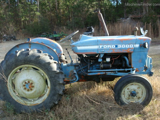 1969 Ford 3000 Tractor Steering Part Numbers : Ford tractors compact hp john deere